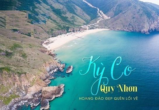 Kinh nghiệm đi du lịch Kỳ Co - Eo Gió.