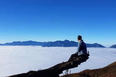 """Dân mạng truy lùng địa điểm săn mây đẹp bậc nhất Việt Nam: Xem ảnh mà ngỡ """"tiên cảnh"""" giữa đời thực, không phải ai cũng được check-in"""