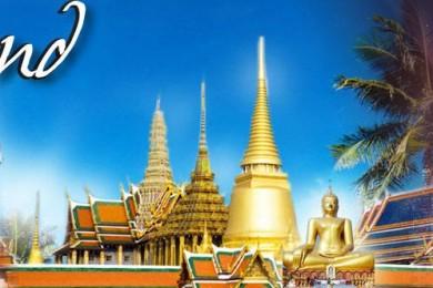 THAI LAN - BANGKOK - PATTAYA (5N4Đ)