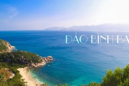 Đảo Bình Ba - Phan Thiết - Resort 3*