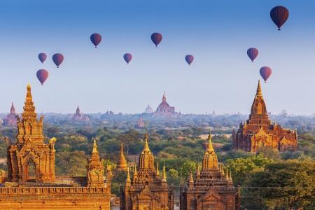 MYANMAR ĐẤT NƯỚC PHẬT GIÁO VÀ CHÙA THÁP
