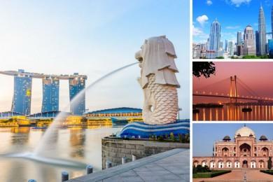 SINGAPORE - INDONESIA - MALAYSIA (SL)