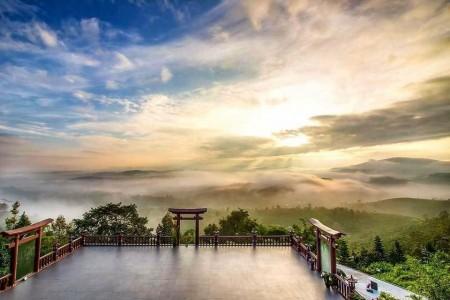 Bảo Lộc – Thác Đamb'ri – Lạc trôi giữa Cổng Trời