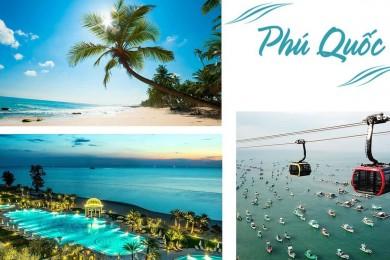 Phú Quốc [xe giường nằm] - Tàu cao tốc - Hòn Thơm - Sunset Sanato - Vinpearl Land