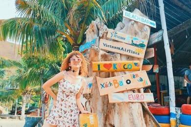 Quy Nhơn: KDL Hầm Hô - Kỳ Co - Eo Gió - FLC Zoo Safari Park [Xe giường nằm]
